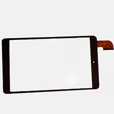 Used, For 8'' MLS iQTab IQ1804 IQ 1805 Tablet Touch Screen Digitizer Glass Replacement for sale  Shipping to Canada