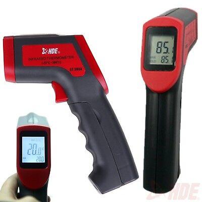 Non-Contact Infrared Thermometer Digital Temperature Gun -26 - 716 Fahrenheit