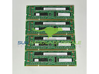 Set of 4 SUN ORACLE 511-1161 2GB Memory DIMM TESTED wtih Warranty in stock