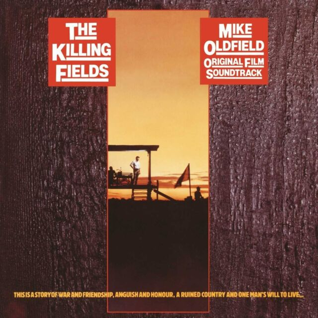 MIKE OLDFIELD - THE KILLING FIELDS (2015 REMASTERED)  CD NEU