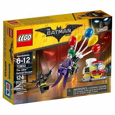 LEGO Batman Movie The Joker Balloon Escape 70900 NEW IN BOX FREE SHIPPING