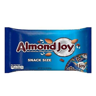 Almond Joy Snack Size Candy Bars, 11.3oz
