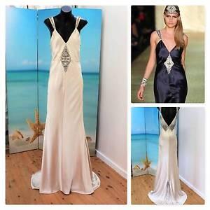 Johanna Johnson Wedding Dress - ex sample RRP$5000 Chittaway Bay Wyong Area Preview