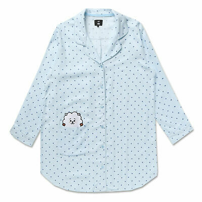 BTS BT21 Authentic Official Goods Pajama Onepiece RJ small size