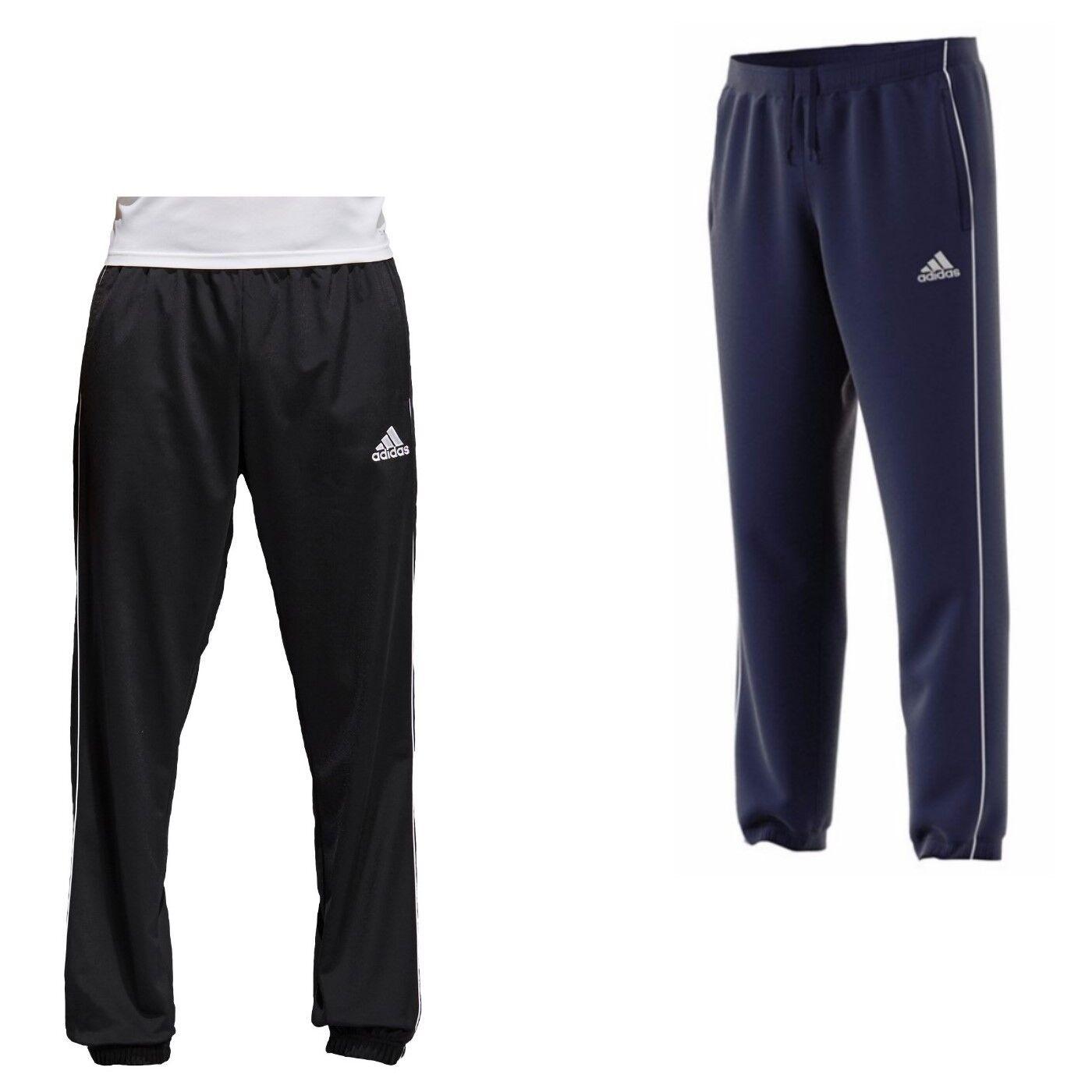 e5d0af13891afd adidas jogging Hose Herren Fußball Trainingshose Sporthose lang schwarz  Männer