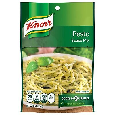 (Knorr Pesto Sauce Mix, 0.5 oz (3 Packs))