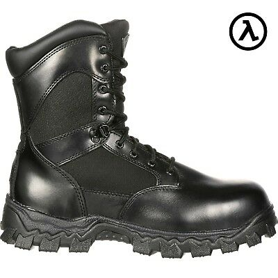 Insulated Duty Boot (ROCKY ALPHA FORCE WATERPROOF 400G INSULATED DUTY BOOTS RKYD011 * ALL SIZES - NEW )