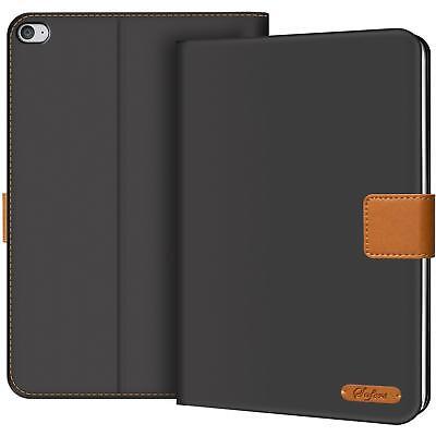 Schutzhülle Apple iPad Mini 4 Hülle Book Case Tablet Tasche Klapphülle Cover ()