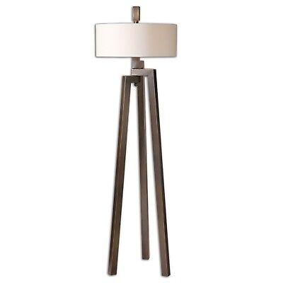 Mondovi Tripod Metal Base Modern Floor Lamp Base 1 Bronze Floor Lamp