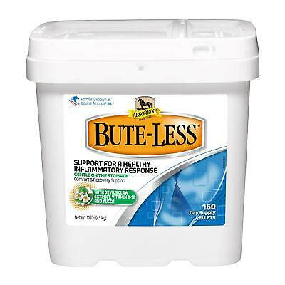 Absorbine Bute-Less Comfort & Recovery Support Pellets 10 lb / 160 Day Supply