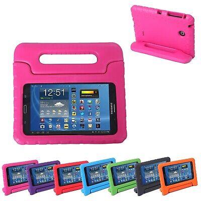 Samsung Galaxy Tab 4 7.0 Case Kid Friendly Shock Proof 7 Inch Tablet Stand ()