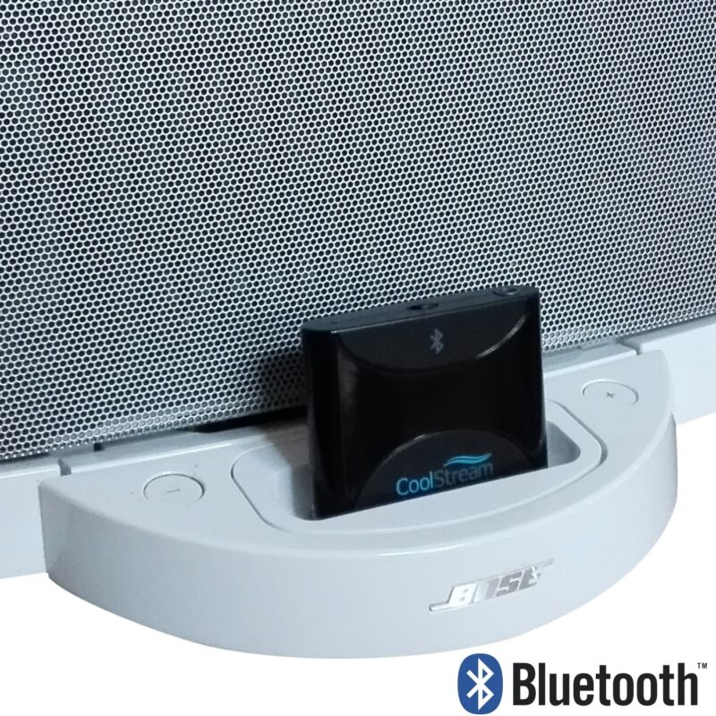 CoolStream Duo 30 Pin Bluetooth Adapter for Original Bose SoundDock Series 1
