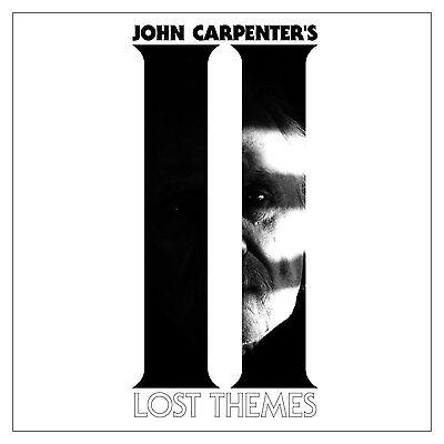 JOHN CARPENTER - LOST THEMES II - NEW CD ALBUM](John Carpenter's Halloween Theme)