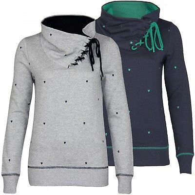 Only Damen Sweatshirt Onlnew Nadine High Neck Sweat High Neck Sweatshirt