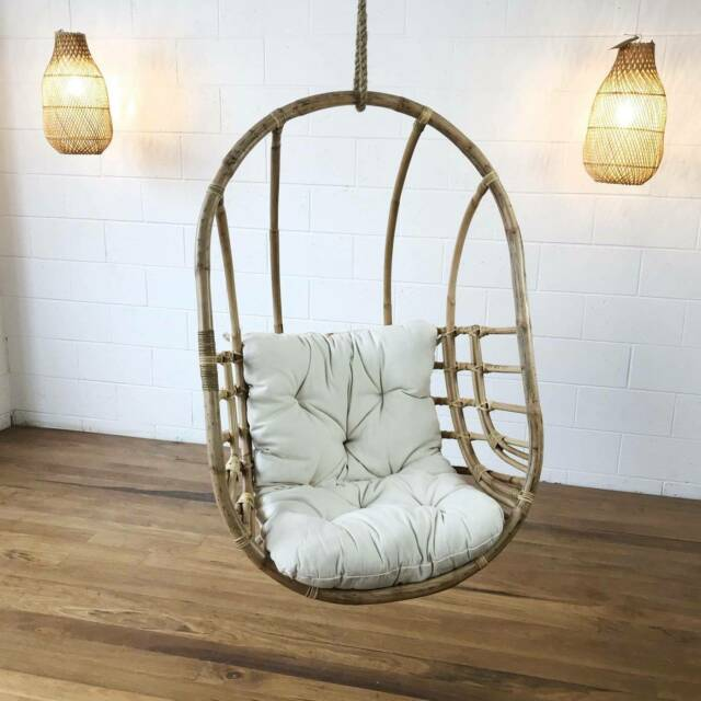 Breeze Single Cane Hanging Chair Lounging Relaxing Furniture Gumtree Australia Tweed Heads Area Murwillumbah 1198991044