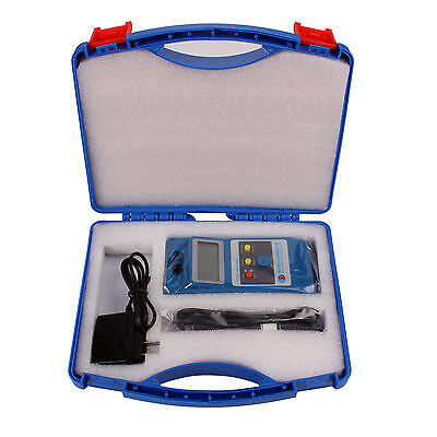 Wt10a Lcd Tesla Meter Gaussmeter Surface Magnetic Field Tester W Ns Function