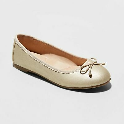 Girls' Stacy Ballet Flats - Cat & Jack - Choose Size!