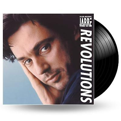 Jean-Michel Jarre - Revolutions (140g 1LP Vinyl) 2018 Sony Music