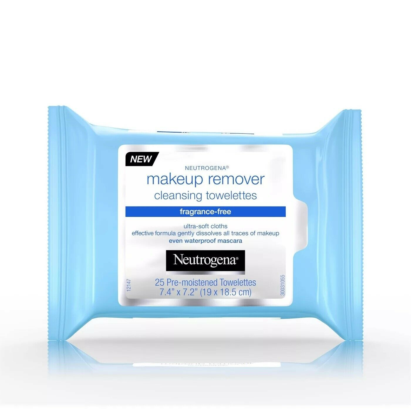 Neutrogena Makeup Remover Cleansing Face Wipes,Each 25 ct.,