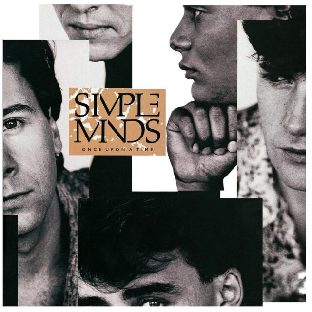 SIMPLE MINDS - ONCE UPON A TIME (PURE AUDIO BLU-RAY)  BLU-RAY NEU