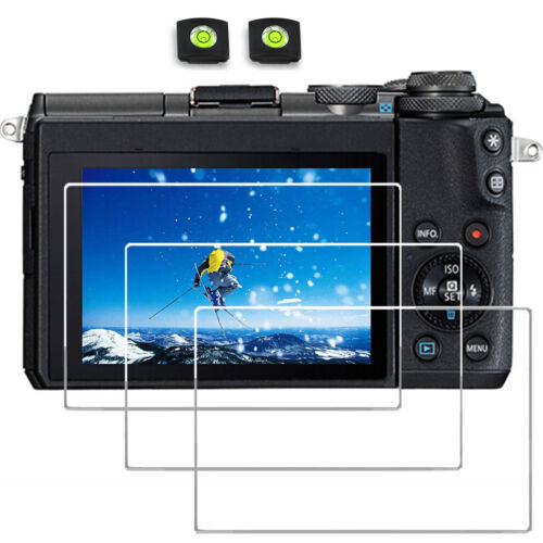 Screen Protector for CANON eos M50 M50 MARK II Camera Tempered Glass 9H hard 3PS