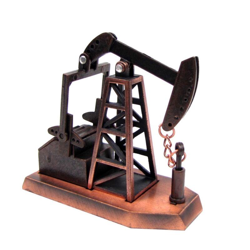 1:48 O Gauge Scale Replica Oilfield Oil Pump Jack Rig Die Cast Pencil Sharpener