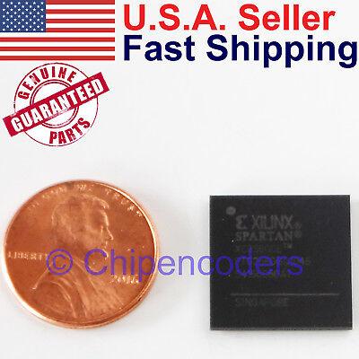 Xilinx Spartan-3e Xc3s500e Fpga W 10476 Logic Cells 50000 System Gates
