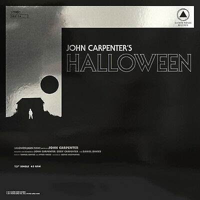 John Carpenter Halloween/Escape from New York 12