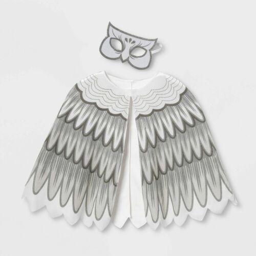 Kids Owl Halloween Cape & Mask Accessory Set - Hyde & EEK! Boutique One Size