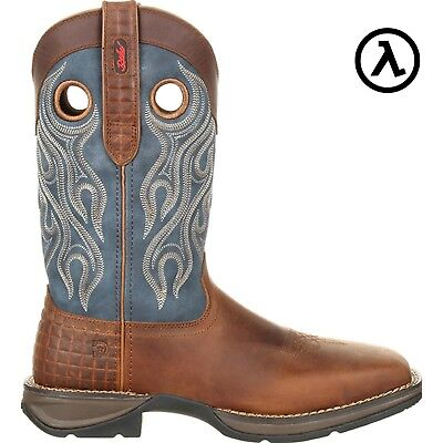 Rebel By Durango Steel Toe Pull On Western Boots Ddb0134   All Sizes   New