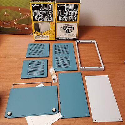 Radio Shack Archer 270-282 Deluxe Multi Purpose Cabinet Electronics Kit Box Nos