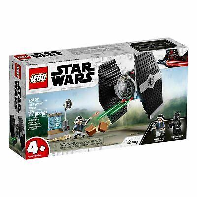LEGO 75237 Star Wars TIE FIGHTER ATTACK Rebel Fleet Trooper Pilot Darth Vader