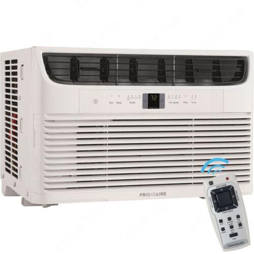 Frigidaire 8000 BTU Window Air Conditioner, 350 SqFt Room AC Home Unit w/ Remote