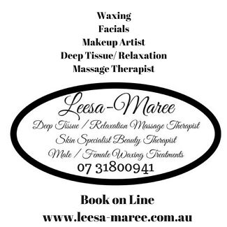 Beauty and massage by Leesa-Maree