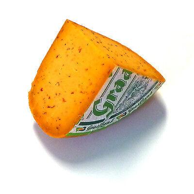 300g Gouda mit Sambal Chili Sambalkäse Chilikäse scharfer Käse