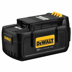 DEWALT DCB361 36VOLT LITH-ION BATTERY PACK-FACTORY SEALED-LATE NEW SEALED