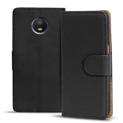 Klapptasche für Motorola Moto E4 Plus Handy Hülle Case Flip Cover Book Tasche gebraucht kaufen  Schortens