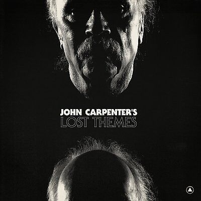 JOHN CARPENTER CD - LOST THEMES (2015) - NEW UNOPENED - Halloween Theme Electro