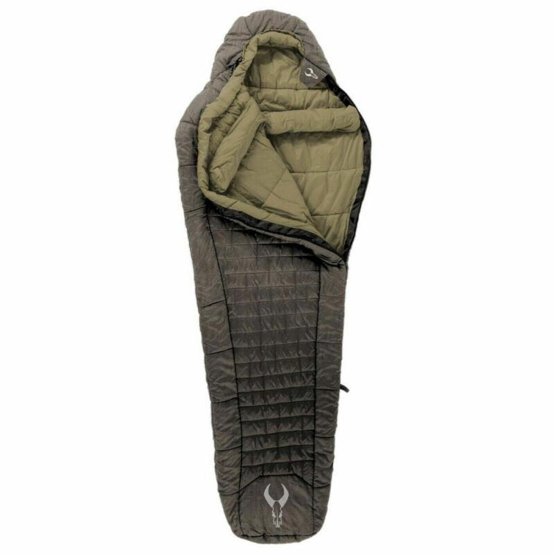 Badlands Cinder Synthetic Sleeping Bag 35 Hunters Regular Life Time Warranty