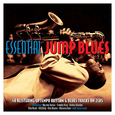 Essential Jump Blues VARIOUS ARTISTS Best Of 40 Songs CLASSIC MUSIC New 2