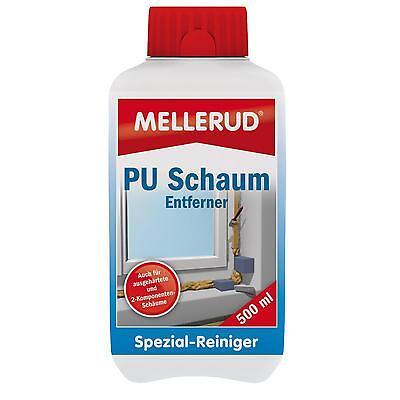 Mellerud Graffiti PU Schaum Entferner wirkt schnell und intensiv, 500 ml