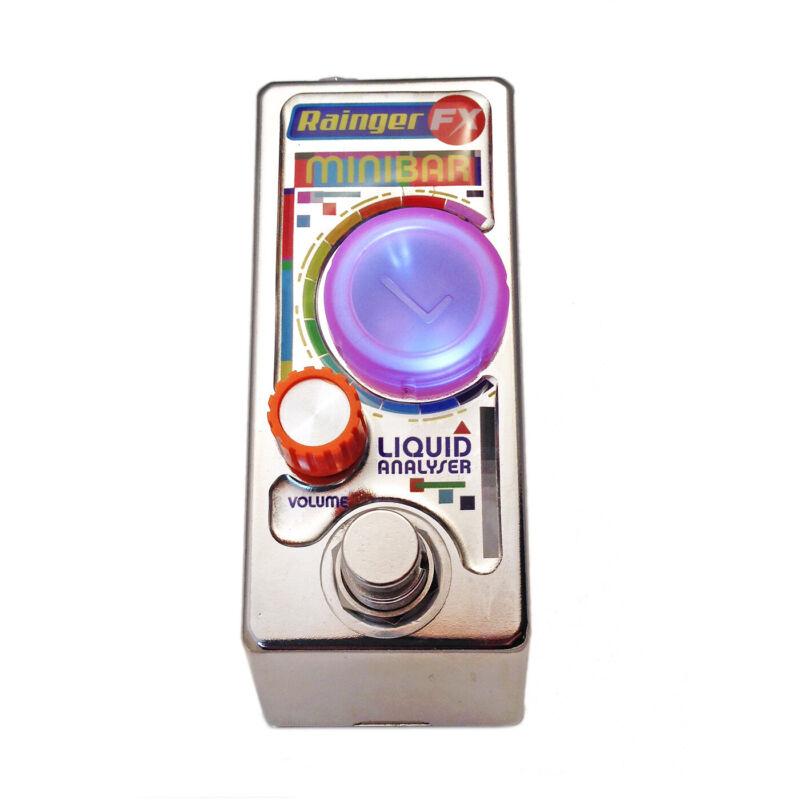 Rainger FX Minibar Liquid Analyser Pedal