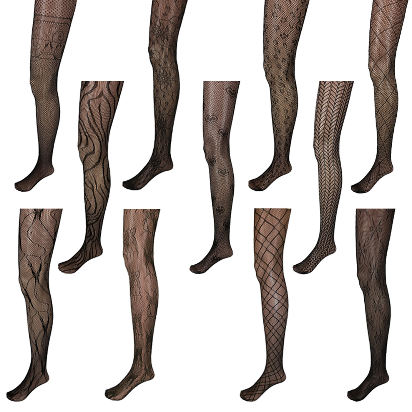 e17ed5a48f2 Black Unique Pattern Net Lace Stockings Fishnet Tights Pantyhose Nylons 아이템  넘버  181672196254.