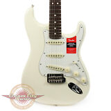 Brand New Fender American Professional Stratocaster Rosewood Olympic White Demo