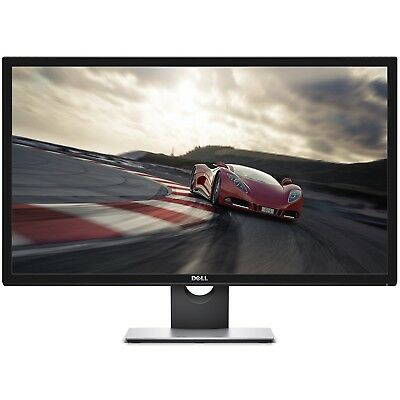"Dell S2817Q 28"" Ultra HD 4K 3840x2160 LED Backlit Monitor"