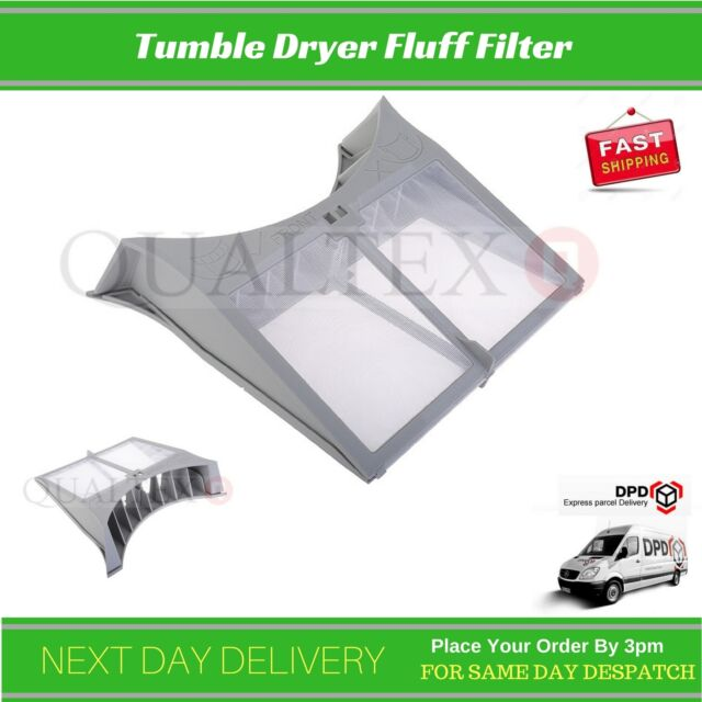 Tumble Dryer Fluff Filter C00095623 For Ariston Hotpoint Indesit Bluesky Brother