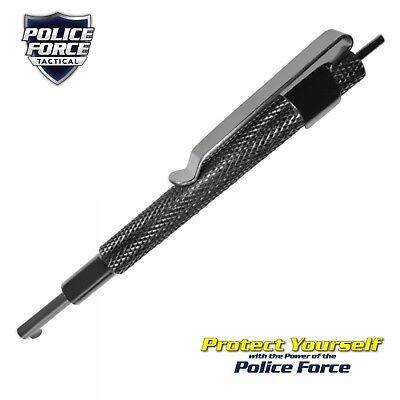 Police Force Tactical Universal Handcuff Key W Pocket Clip - Lifetime Warranty