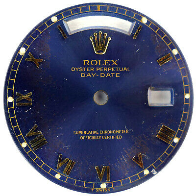 ROLEX OYSTER PERPETUAL DAY-DATE SUPERLATIVE CHRONOMETER LILAC ARABIC DIAL