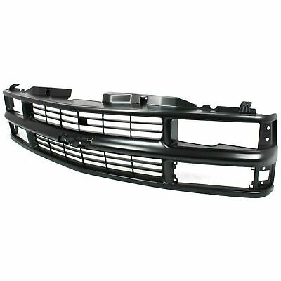 NEW BLACK FITS CHEVROLET 94-00 K1500 C1500 LIMITED GRILLE ASSEMBLY GM1200239