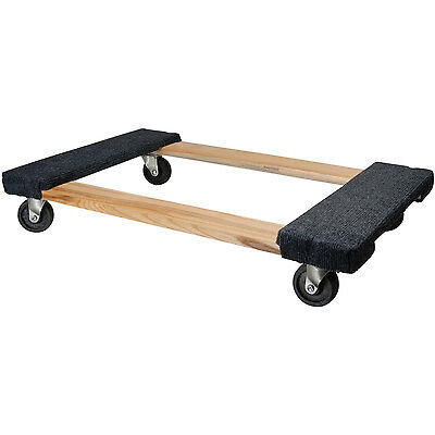 Grip Tools 52030 4-Wheel Furniture Dolly